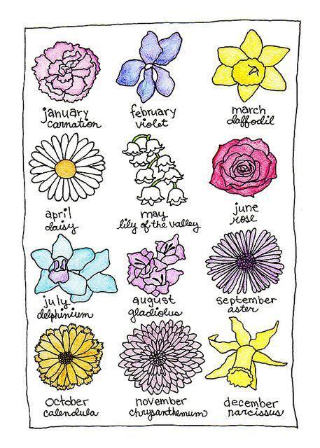 memoirs   pluviophile tattoo ideas birth flower