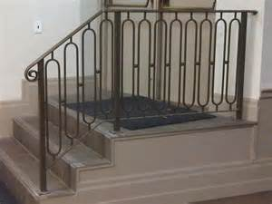 home interior railings railing grade a fence company a houston fence company
