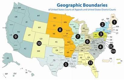 Court District Map Appeals Svg Circuit Courts