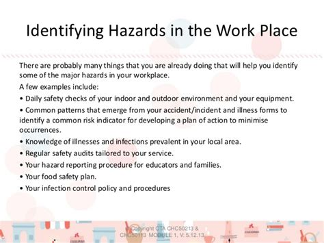 100 hazards in the home worksheet it u0027s