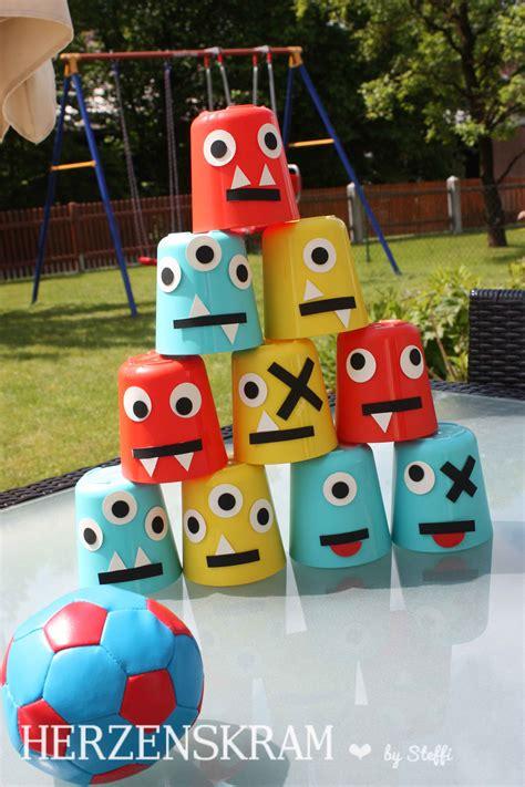 kindergeburtstag spiele für 4 jährige monsterparty spiele 187 herzenskram de