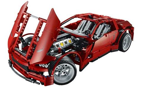 Lego Cars by The 10 Best Lego Vehicles Telegraph