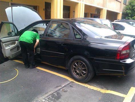 service aircond kereta greencon malaysia volvo