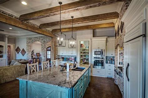 country style floor ls 35 beautiful rustic kitchens design ideas designing idea