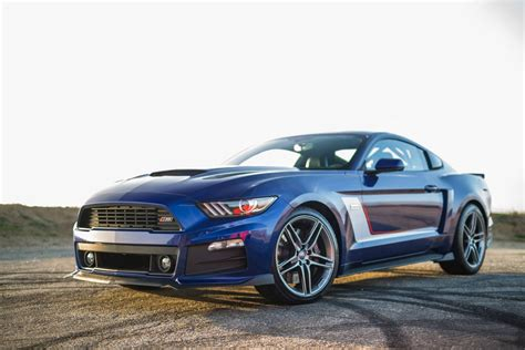 Roush Stage 3 Mustang by 2016 Roush Stage 3 Mustang Is 50 State Emissions