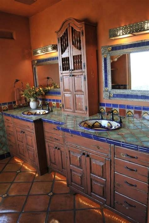 cocinas mexicanas rusticas  bathrooms en