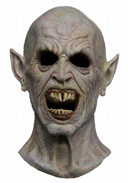 Mask Creature Vampire Horror Halloween Night Latex