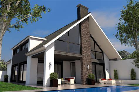 Häuser Modern Mit Satteldach by Satteldach Gaube Iqhausbau Coole Raumideen In 2019
