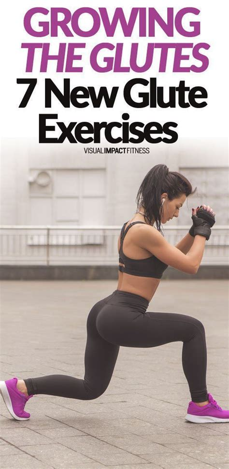 glute exercises glutes growing butt workout easy kettlebell workouts bum grow exercise booty same growth body quick visualimpactfitness routine fitness