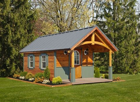 Amish Built Storage Sheds Tn by The Amish Structures Signature Sheds More Wonderful