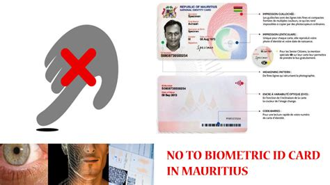 petition government  mauritius   biometric