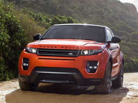 Range Rover Evoque Autobiography Dynamic Geneva Preview