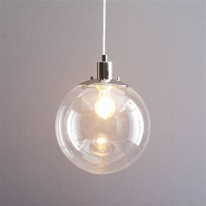Globe pendant contemporary lighting by west elm