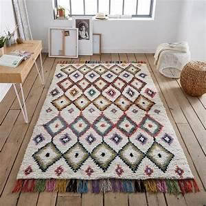 17 meilleures idees a propos de tapis colores sur With tapis de couloir avec canapé d usine