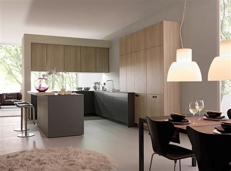 innovative l designs innovative contemporary kitchen with serene style