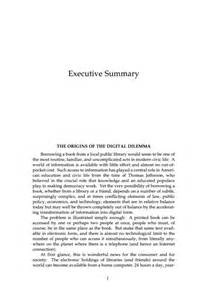 APA Format Executive Summary Example