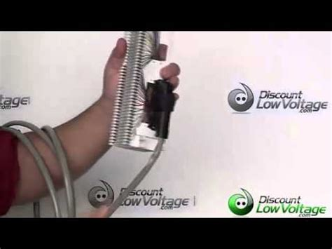 Prewired 66 Punch Down Block | Amphenol Telco Connector ...
