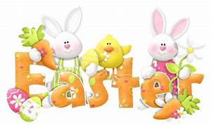 Happy Easter Sunday Clipart Images Animated Religious 2018