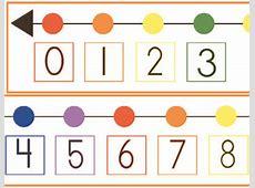 Printable Classroom Number Line Printable 360 Degree