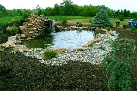 jcpryor ponds streams  water gardens hanover pa