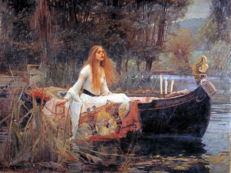 Medieval Oil Lamps by The Meaning Of Ophelia By John Everett Millais