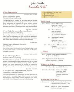 Easy Way To Make A Resume by 10 Free Phlebotomy Resume Templates To Get You Noticed Now