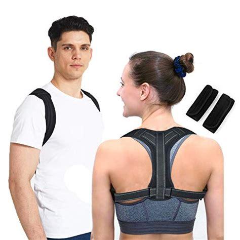 Lyeiaa Haltungstrainer, Rückenstütze Geradehalter zur