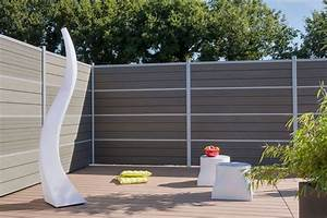 idee de cloture exterieur 47198 sprintco With beautiful idee de cloture exterieur 9 10 idees pour amenager une terrasse travaux
