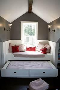 Attic, Bedroom, Design, Ideas