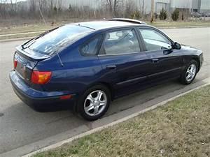 2003 Hyundai Elantra - Overview