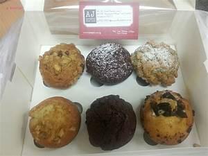 AJ Delights Offering Muffins At Alexandra Village Food