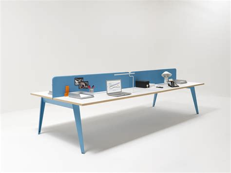 bureau bench pigreco desking systems from martex architonic
