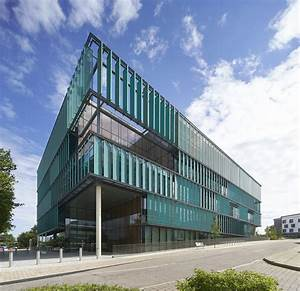 University of Hertfordshire, The New Science Building ...