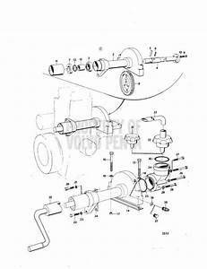 Volvo Penta Exploded View    Schematic Manual Starter And