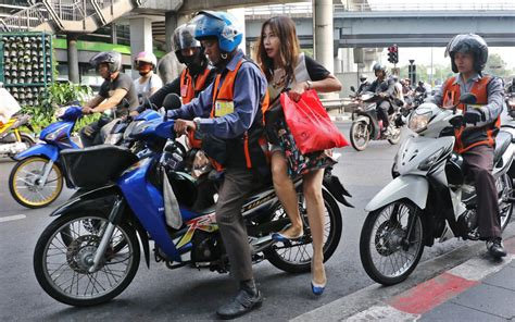 Uber Launches Motorcycle Taxi Service To Beat