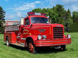 Springdale Fire Department U0026 39 S 1961 Fwd Pumper