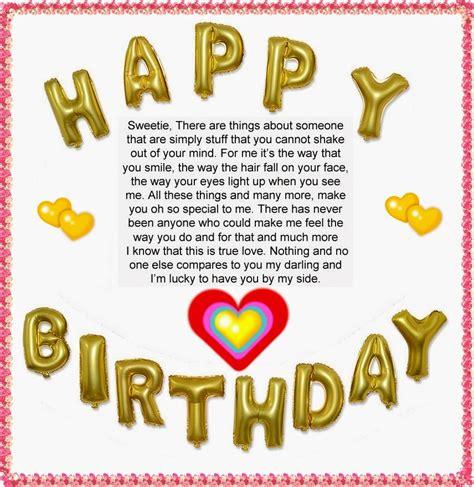happy birthday letters happy birthday letter to my boyfriend happy