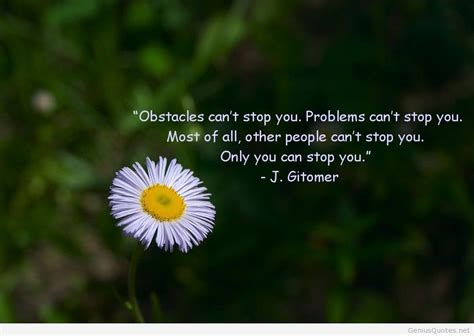 The Best Best Top Obstacles Quotes