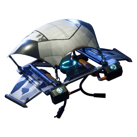 snow squall glider fnbrco fortnite cosmetics