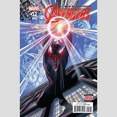 Allnew Alldifferent Avengers (2015) #12 Vfnm Alex Ross Miles Morales Cover