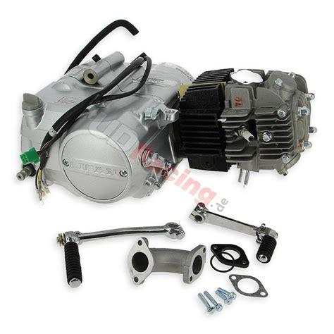 125 ccm motor motor 125 ccm lifan 1p54fmi mit kickstart motor 107cc