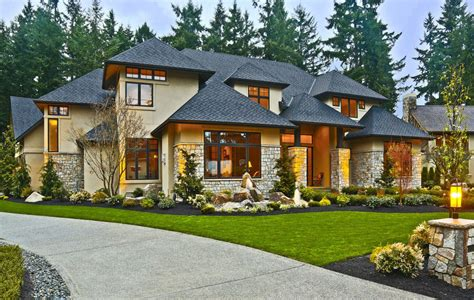 Country House : Contemporary Country Home In Bellevue