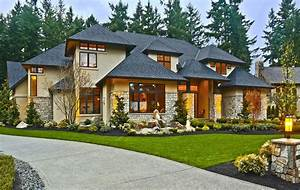 Contemporary Country Home In Bellevue