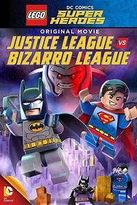 Lego Justice League vs. Bizarro League   Flights, Tights ...