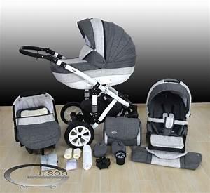 Kombi Kinderwagen 2 In 1 : luxus kombi kinderwagen alu cleo 3in1 babyschale autositz ~ Jslefanu.com Haus und Dekorationen