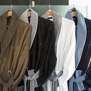Hugo Boss Bademantel : buy hugo boss lord bathrobe havane amara ~ A.2002-acura-tl-radio.info Haus und Dekorationen