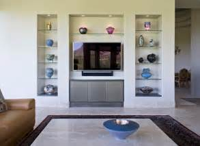 Modern Rustic Dining Room Ideas by Gorgeous Floating Glass Shelves Mode Phoenix Modern Living