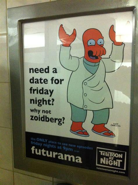 [Image - 407922] | Futurama Zoidberg / Why Not Zoidberg ...