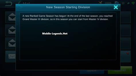 New Season Starting Division (s3-s4) 2019