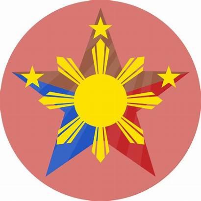 Philippine Symbols Clipart Philippines Symbol Map Flag